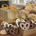 Cookie Gift Tins And Trays